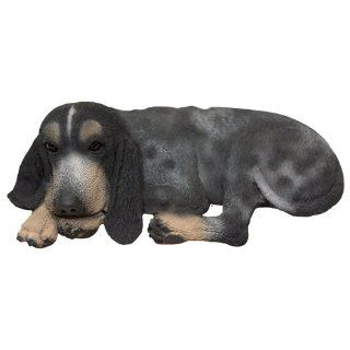 Coonhound blue tic Blue Collectible Dog Figurine Door and Window Topper decor gift
