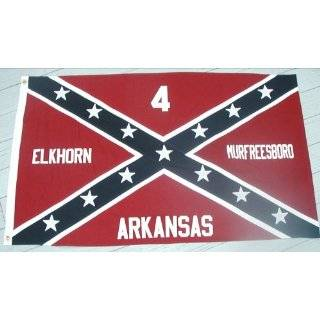 4th Arkansas.Civil War, Confederate Flag: Everything Else