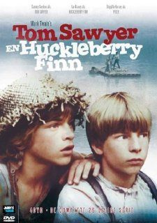 Huckleberry Finn and His Friends (aka Tom Sawyer & Huckleberry Finn) [NON USA Format / Import / Region 2 / PAL] Sammy Snyders, Ian Tracey, Brigitte Horney, Mark Twain Movies & TV