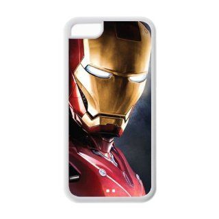 Custom Iron Man Cover Case for iPhone 5C LC 988: Cell Phones & Accessories
