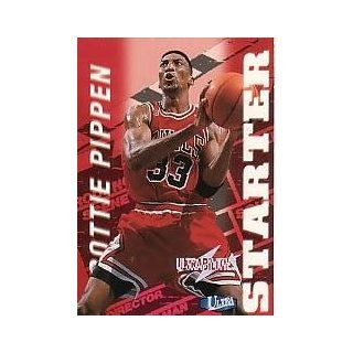1997 98 Ultra Ultrabilities #9 Scottie Pippen: Sports Collectibles