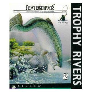Trophy Rivers All Pro Fly Fishing Software