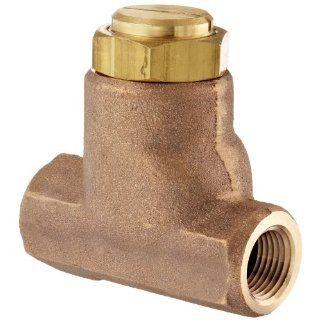 "Parker 032500419 3250 Series Brass Inline Flow Control Valve, 1/2"" NPTF, 250 psi, Standard Adjustment Industrial Control Valves Industrial & Scientific"