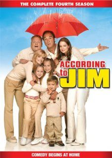 According to Jim: Season 4: James Belushi, Courtney Thorne Smith, Kimberly Williams Paisley, Larry Joe Campbell, Taylor Atelian, Billi Bruno, Conner Rayburn, Charlie Hartsock, Willie Amakye, Mark Beltzman, Tony Braunagel, Owen Pearce, Charles T. Kanganis,