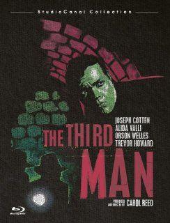 the third man (blu ray) (audio inglese) Italian Import: Movies & TV