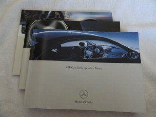 2004 Mercedes Benz CLK 320 / CLK 500 / CLK 55 AMG Owners Manual