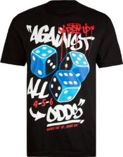 DGK Against All Odds Mens T Shirt at  Men�s Clothing store