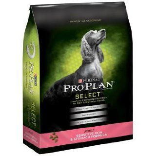 Purina Pro Plan Dry Adult Dog Food, Sensitive Skin and Stomach Formula, 33 Pound Bag  Dry Pet Food