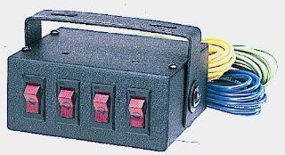 Able 2/SHO ME 4 Switch Control Box Automotive