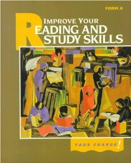 Improve Your Reading and Study Skills: Glenn Cowan: 9780070244436: Books