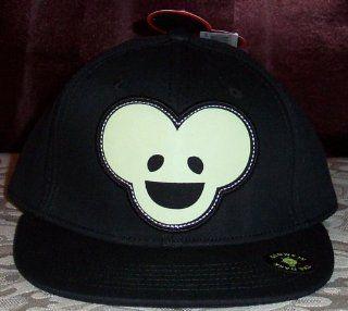 5e504eeca2f ... Flat Brim Snapback  DEADMAU5 DEADMOUSE Logo Glow In Dark MOUSE Baseball CAP  HAT Adult Adj.  Everything Else ...