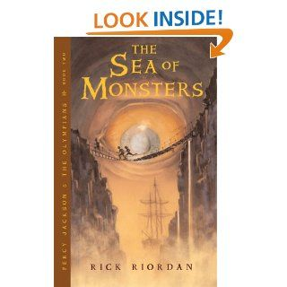 The Sea of Monsters (Percy Jackson and the Olympians)   Kindle edition by Rick Riordan. Children Kindle eBooks @ .