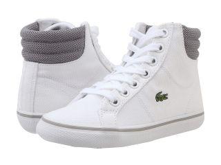 Lacoste Kids Marcel Mid Aur SP14 Boys Shoes (White)
