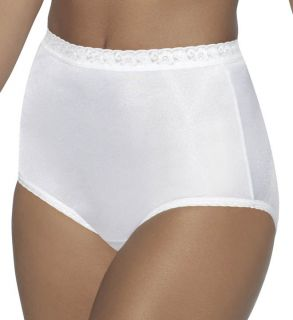Bali 2272 Comfort Nylon Brief Panty