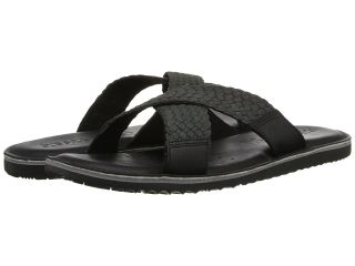 Geox U Artie Sand Mens Sandals (Black)