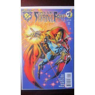 Doctor Strange Fate #1  The Decrees of Fate (Marvel   DC Amalgam Comic Book 1996) Ron Marz, Jose Luis Garcia Lopez Books