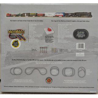 Bachmann Trains Empire Builder Ready   To   Run N Scale Train Set Toys & Games