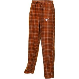 Texas Longhorns Roster Flannel Pajama Pants   Burnt Orange
