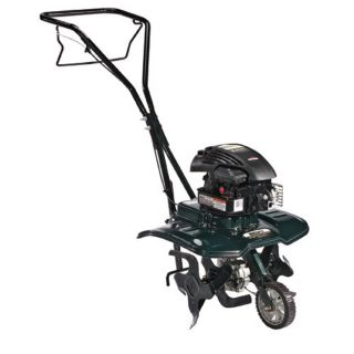 Bolens Bl250 158 cc 24 in Front Tine Tiller with Briggs & Stratton Engine