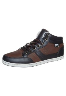 British Knights   RE STYLE MID   High top trainers   brown