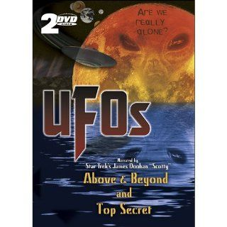 UFOs Above and Beyond/UFO Top Secret Movies & TV