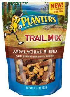 Planters Trail Mix Appalachian Blend, 5 Ounce (Pack of 6) : Grocery & Gourmet Food