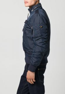 Alpha Industries ENGINE   Winter jacket   blue