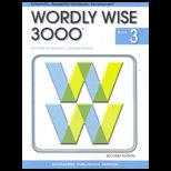 Wordly wise 3000 book 5 answer key