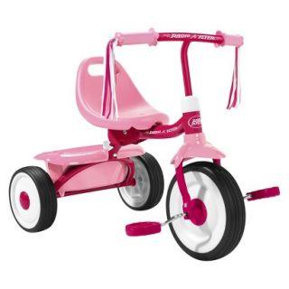 Radio Flyer Girls Fold 2 Go Trike   Pink