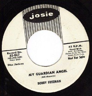 My Guardian Angel/Where Did My Baby Go (VG 45 rpm): Music