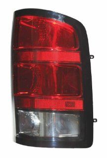 Depo 335 1949R AS GMC Sierra Passenger Side Tail Lamp Assembly with Bulb and Socket Automotive