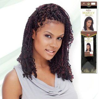 Freetress Equal Synthetic Hair Braids Marley Braid (2)  Hair Extensions  Beauty