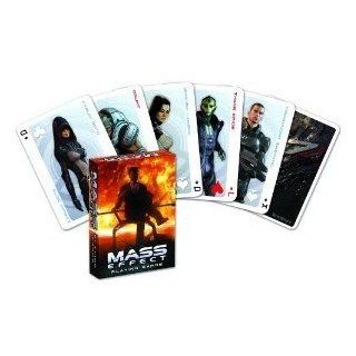 Toy / Game Great Dark Horse Deluxe Mass Effect 52 Playing Cards (3.6 x 2.6 inches) For Ages 14   15 years: Toys & Games