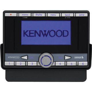 Kenwood System H2EC Sirius Here2Everywhere Satellite Radio Tuner with Car Docking Kit  Plug And Play Satellite Radio Tuners   Players & Accessories