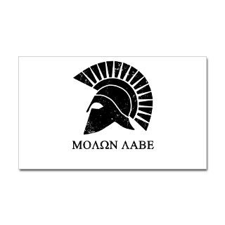 Molon Labe Decal by fteez