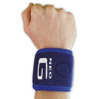Neo G MEDICAL GRADE Wrist Strap Support, strengthens and supports wrist tendons and muscles, used for racket sports, weight lifting even typing: Sports & Outdoors