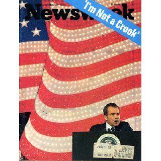 """Newsweek November 26 1973 Richard Nixon Cover (""""I'm Not a Crook""""), The Superstar of '73   O.J. Simpson, Princess Anne Wedding Newsweek Books"""