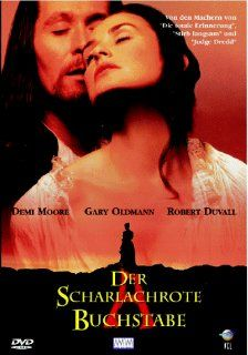 The Scarlet Letter: Demi Moore, Gary Oldman, Robert Duvall, Lisa Andoh, Edward Hardwicke, Robert Prosky, Roy Dotrice, Joan Plowright, Malcolm Storry, James Bearden, Larissa Laskin, Amy Wright, Roland Joff�, Andrew G. Vajna, Dodi Fayed, Jonathan Cornick, Ro