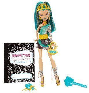 Monster High Nefera de Nile Doll Toys & Games