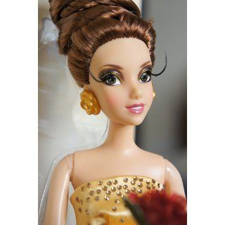 Disney Princess Exclusive 11 1/2 Inch Designer Collection Doll Belle Toys & Games