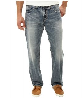 Silver Jeans Co. Gordie Taper in Indigo Mens Jeans (Blue)