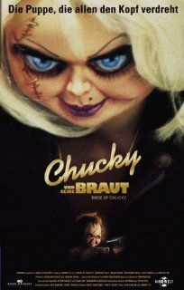 Bride of Chucky [VHS]: Jennifer Tilly, Brad Dourif, Katherine Heigl, Nick Stabile, Alexis Arquette, Gordon Michael Woolvett, John Ritter, Lawrence Dane, Michael Louis Johnson, James Gallanders, Janet Kidder, Vince Corazza, Peter Pau, Ronny Yu, Corey Sieneg