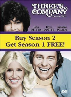 Three's Company: Seasons 1 and 2: John Ritter, Norman Fell, Richard Kline: Movies & TV