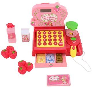 Strawberry Shortcake Cash Register: Toys & Games