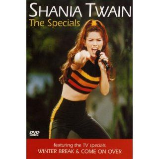 Shania Twain   The Specials (Winter Break / Come On Over): Shania Twain, Elton John, Nick Carter, Howie Dorough, Brian Littrell, A.J. McLean, Kevin Scott Richardson, Lawrence Jordan, Angela Fairhurst, Barbara Carr, George Travis, Jon Landau, Ken Ehrlich, R
