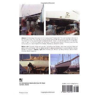 The Fiberglass Boat Repair Manual Allan H. Viatses, Ed Davis 9780071569149 Books