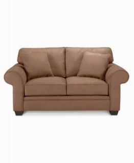 Remo Fabric Loveseat: Custom Colors   Furniture