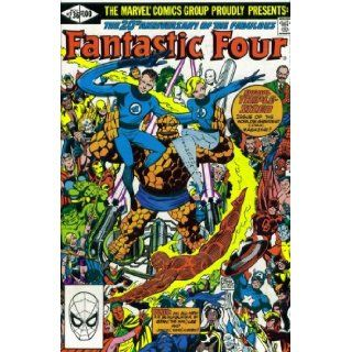Fantastic Four #236  Terror in a Tiny Town (20th Anniversary Special Edition   Marvel Comics) John Byrne Books