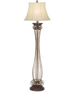 kathy ireland home by Pacific Coast Buckingham Torchiere Floor Lamp   Lighting & Lamps   For The Home