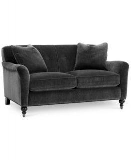 Abigail Fabric Sofa, 81W x 38D x 32H   Furniture